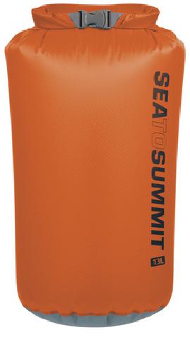 Sac Impermeabil Ultra-sil Dry Sack Sea To Summit 13l - Portocaliu