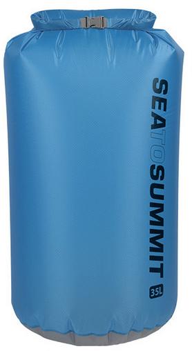 Sac Impermeabil Ultra-sil Dry Sack Sea To Summit 35l - Albastru
