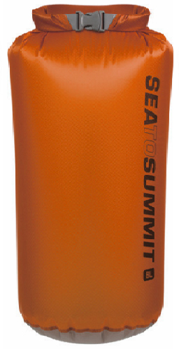 Sac impermeabil Ultra-Sil Dry Sack Sea to Summit 8L - Portocaliu