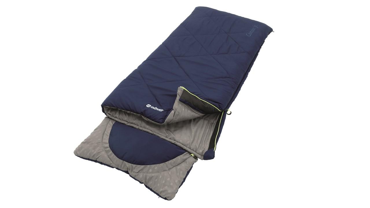 Sac de dormit Outwell Contour Junior - Albastru