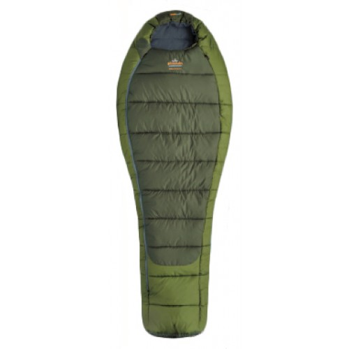 Sac de dormit Pinguin Comfort - Verde