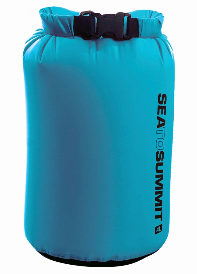 Sac Impermeabil Lightweight Dry Sack Sea To Summit 4l - Albastru