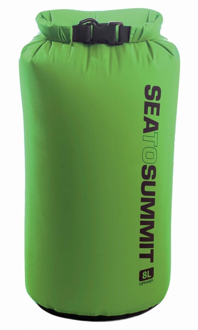 Sac Impermeabil Lightweight Dry Sack Sea To Summit 8l - Verde