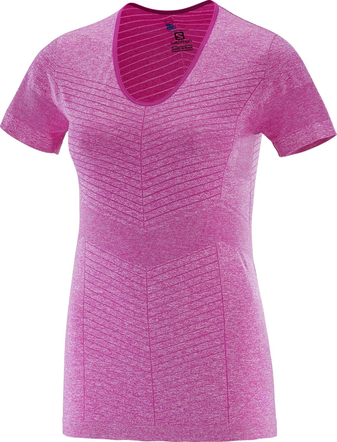 Tricou alergare Salomon Elevate Seamless