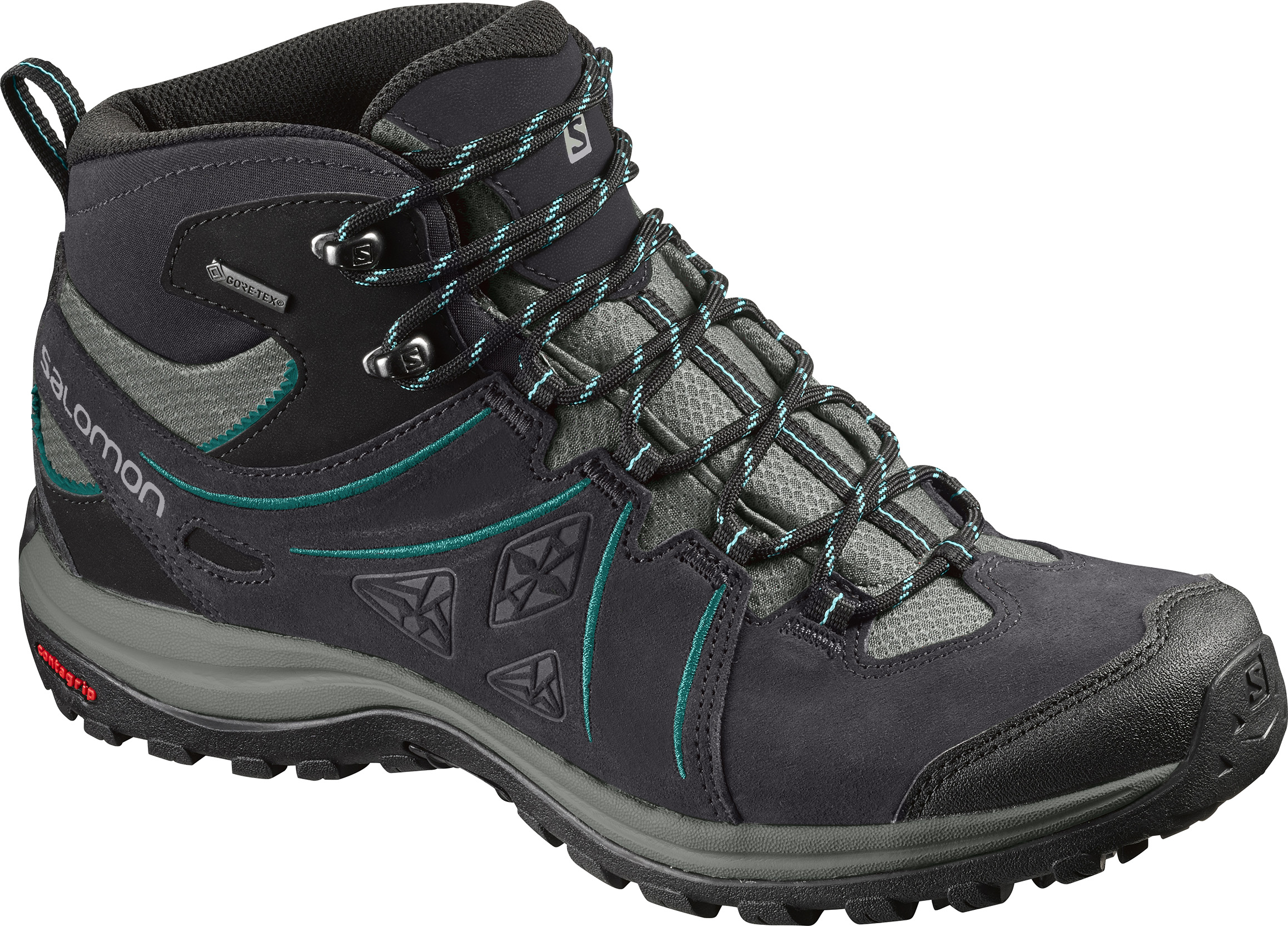 Salomon Bocanci munte Salomon Ellipse 2 Mid Ltr Gore-Tex