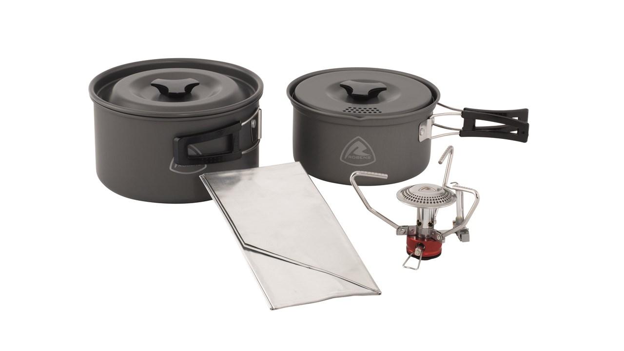 Robens Set vase camping Robens Fire Ant Cook System 2-3