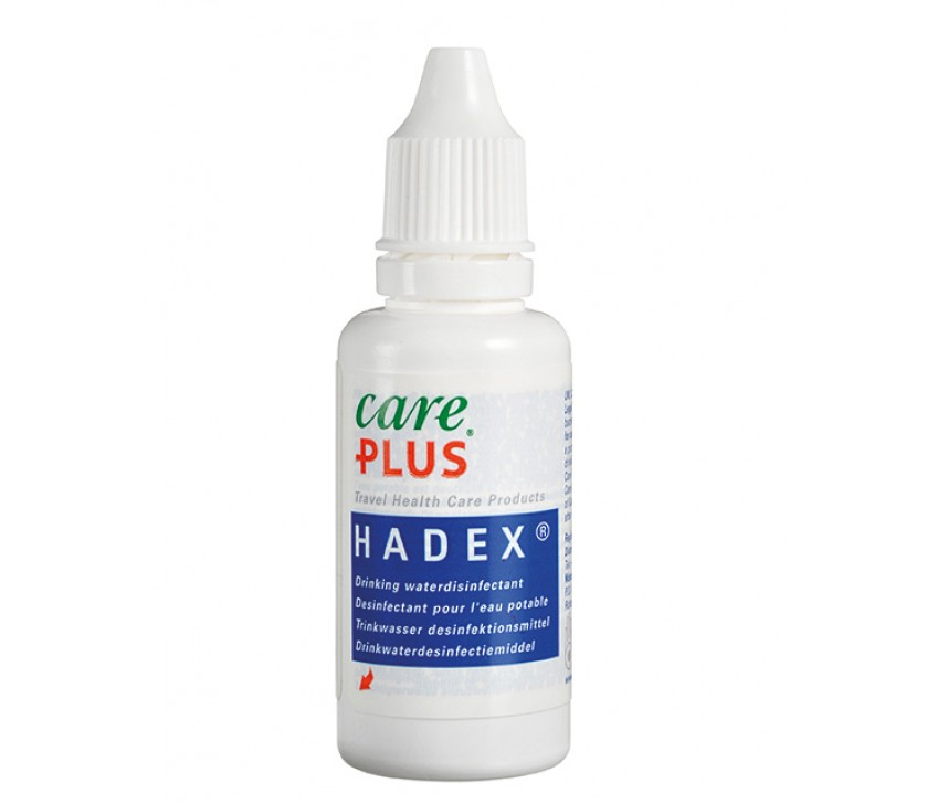 Solutie de purificare apa Care Plus Hadex