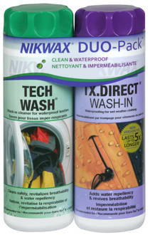Nikwax Set Nikwax Tech Wash/Tx.Direct