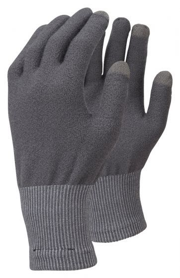 Manusi Trekmates Merino Touch Screen - Gri
