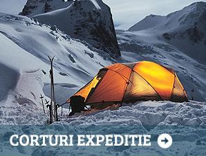 Corturi expeditie