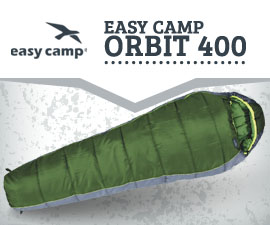 Sac de dormit Easy Camp Orbit 400