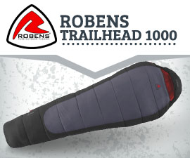 Sac de dormit Robens TrailHead1000