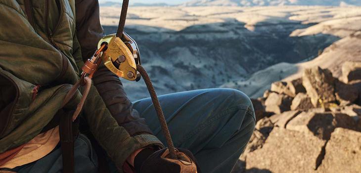Echipament alpinism Petzl